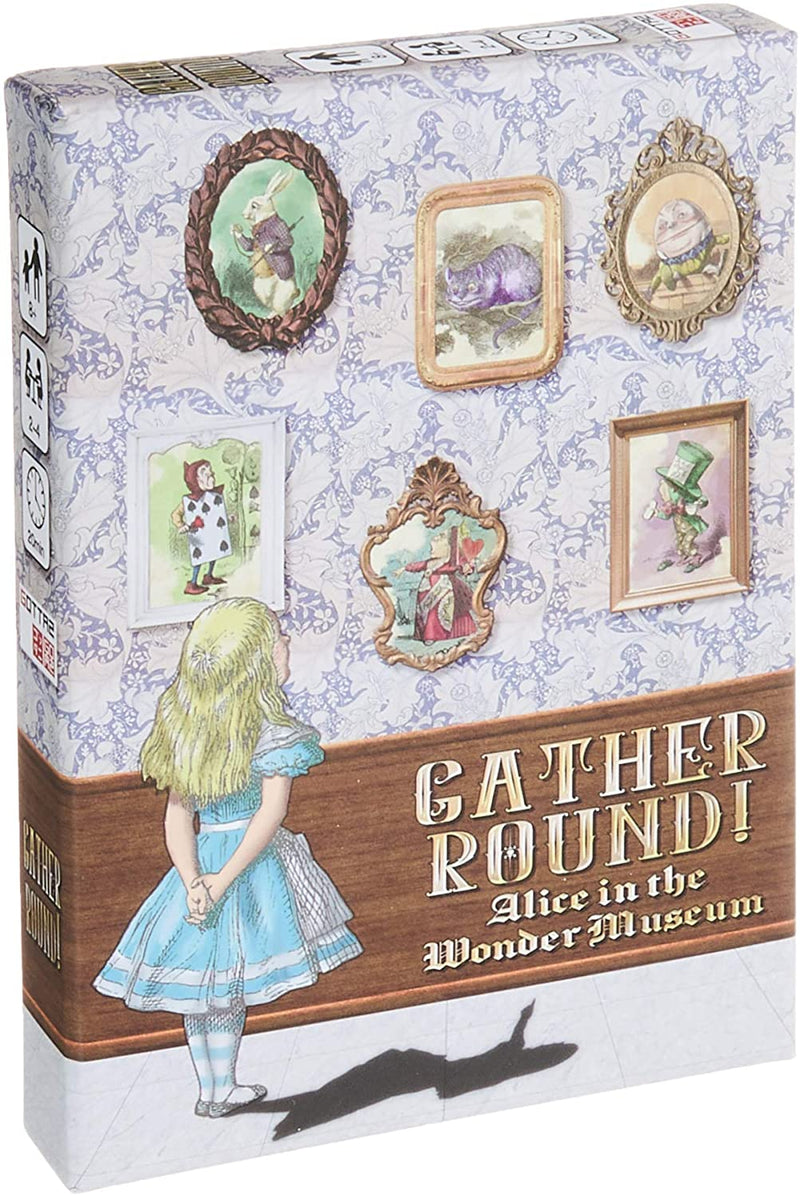GATHER ROUND! - Alice in the Wonder Museum
