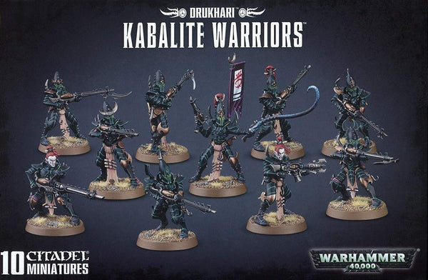 Games Workshop - Drukhari Kabalite Warriors