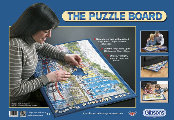Puzzle - Gibsons - The Puzzle Board
