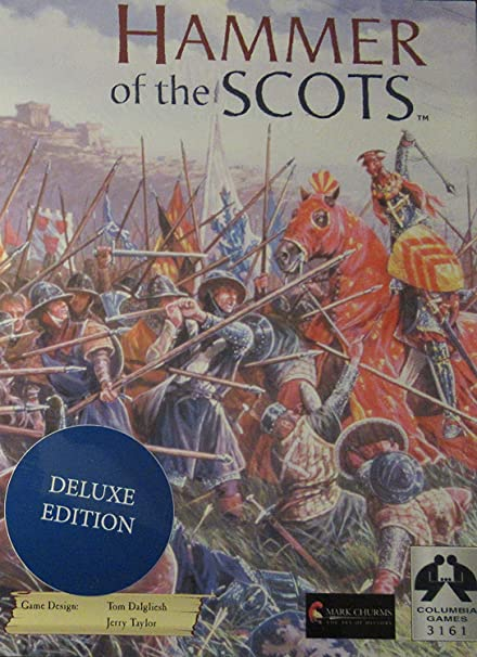 Hammer of the Scots (Deluxe Edition)