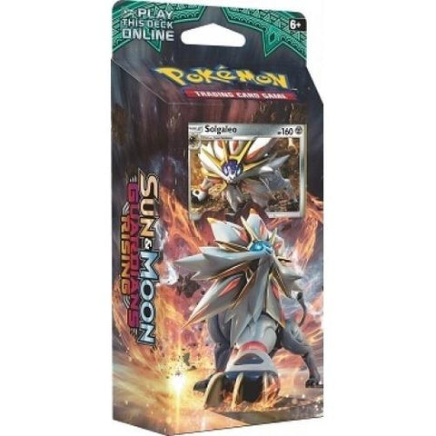 Pokemon - Guardians Rising Theme Deck - Steel Sun