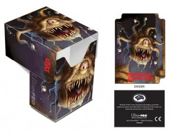 Ultra Pro Deck Box - Dungeons and Dragons Beholder