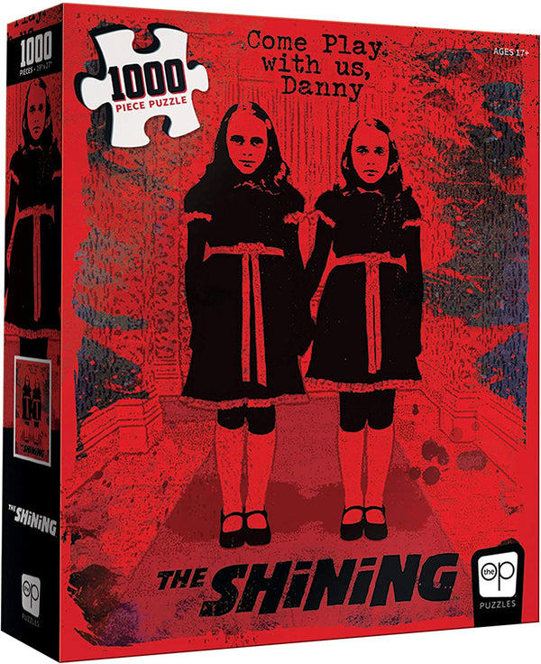 "Puzzle - USAopoly - The Shining ""Come Play With Us"" (1000 Pieces)"