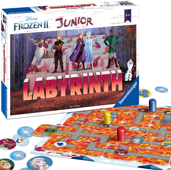 Junior Labyrinth - Frozen 2