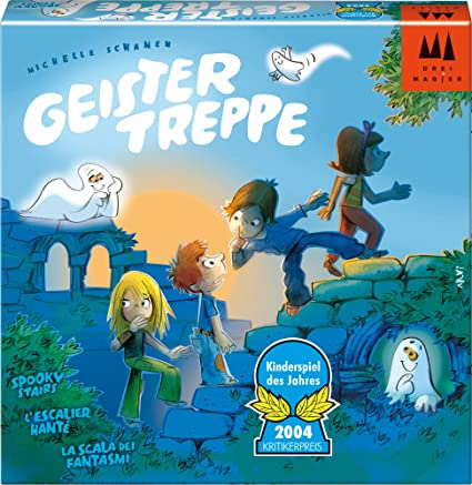 Geistertreppe (aka Spooky Stairs) (Import)
