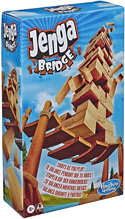 Jenga - Bridge