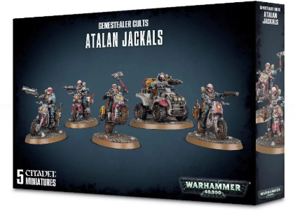Games Workshop - Atalan Jackals