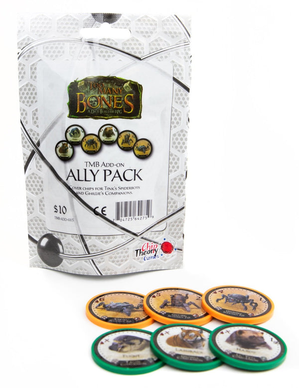 Too Many Bones: Ally Pack