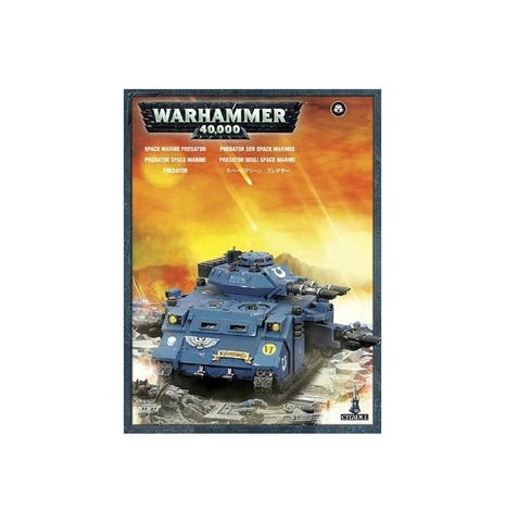 Games Workshop - Space Marine Predator