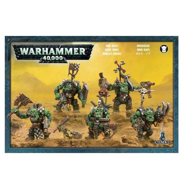 Games Workshop - Ork Nobz