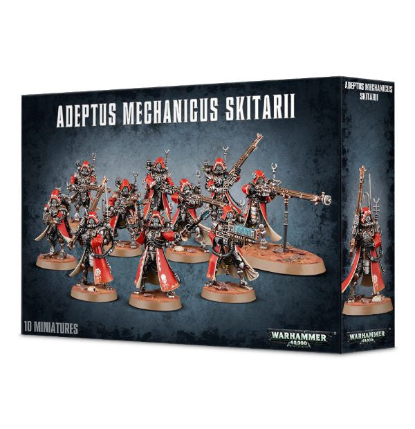 Games Workshop - Adeptus Mechanicus Skitarii Vanguard