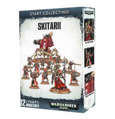 Games Workshop - Start Collecting Skitarii