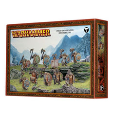 Games Workshop - Dwarf Ironbreakers