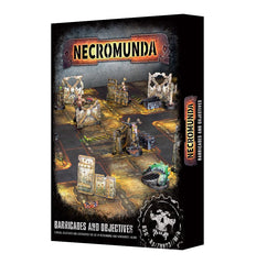 Games Workshop - Necromunda Barricades and Objectives