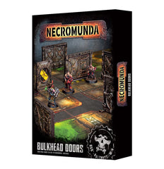 Games Workshop - Necromunda Bulkhead Doors