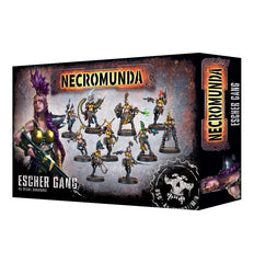 Games Workshop - Necromunda: Underhive - Escher Gang