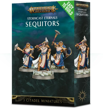 Games Workshop - Easy to Build: Sequitors