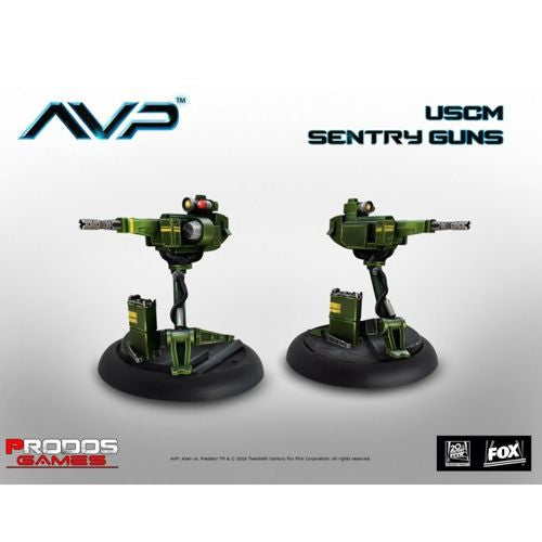 Alien Vs Predator: Sentry Guns Expansion