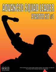 Advanced Squad Leader: Starter Kit #1