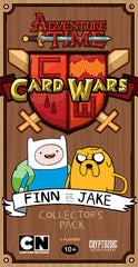 Adventure Time: Card Wars – Finn vs. Jake