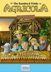 Agricola Gamer Deck