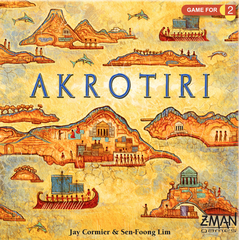 Akrotiri (English Edition)