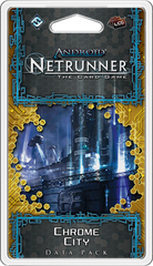 Android: Netrunner – Chrome City