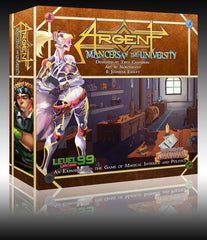 Argent: Mancers of the University (Second Edition)