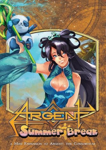 Argent: Summer Break (Second Edition)