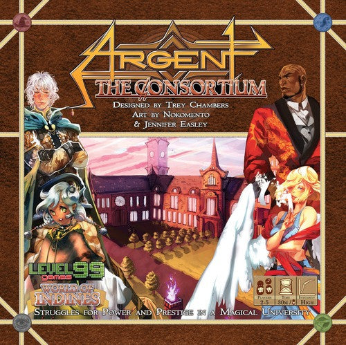Argent: The Consortium (Second Edition)