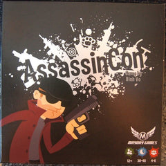 AssassinCon (Black Box Edition)