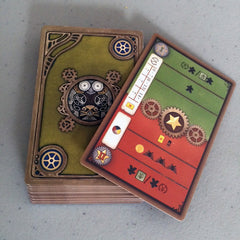 Scythe Automa Deck (Stonemaier Games)