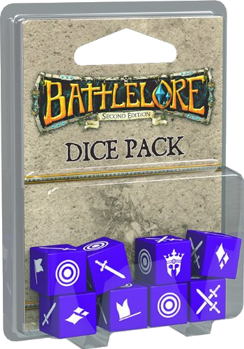 BattleLore Second Edition Dice Pack