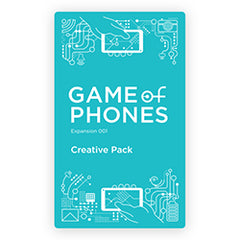 Game of Phones: 001 Creative Pack