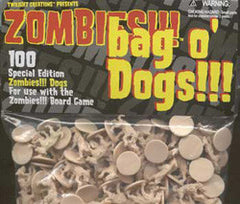 Bag Of Zombies!!! Dogs!!!