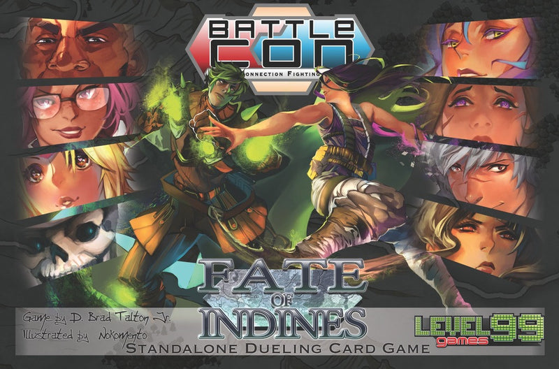 BattleCON: Fate of Indines