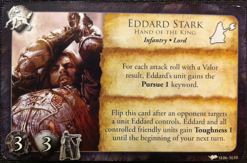Battles of Westeros: Promo Cards