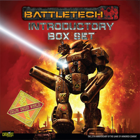 Battletech Introductory Box Set (Improved Reprint)