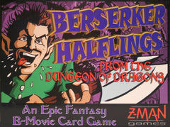 Berserker Halflings from the Dungeon of Dragons