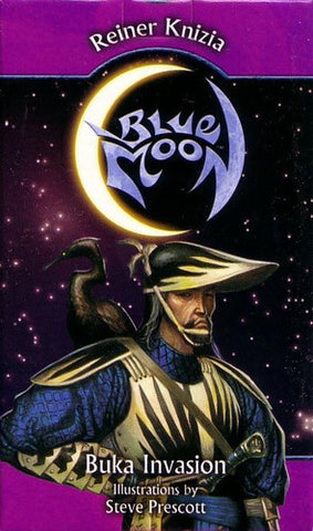 Blue Moon: Buka Invasion