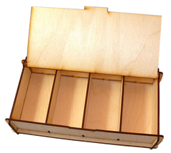 Board Game Storage Boxes: Token Box L