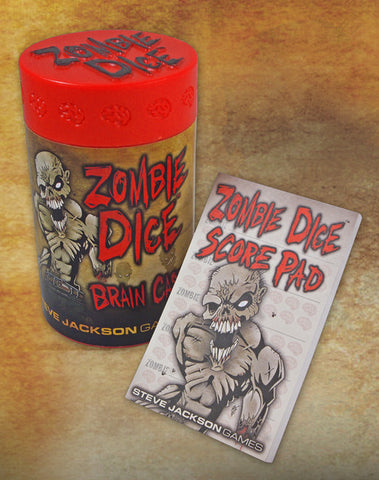 Zombie Dice: Brain Case