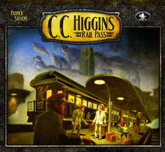 C. C. Higgins Rail Pass