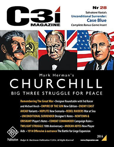 C3i Magazine Issue #28