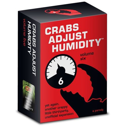 Crabs Adjust Humidity: Volume Six