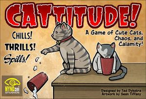 CATtitude! (Include Promo Card)