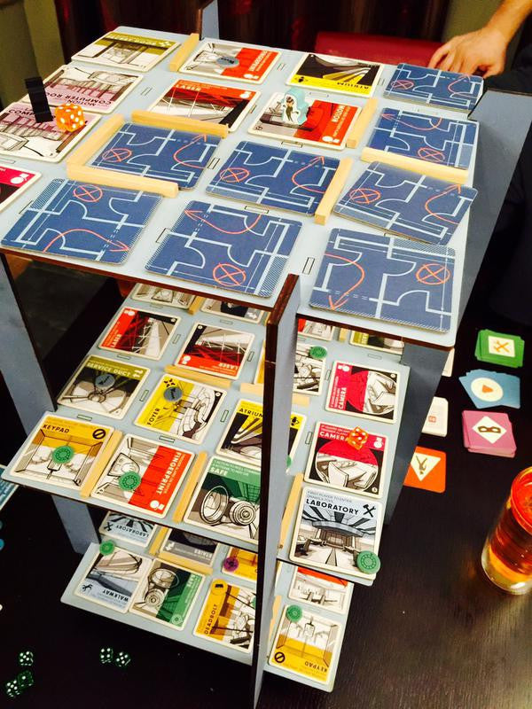 Burgle Bros. - High Rise Tower