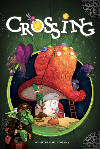 CROSSING (French Edition)