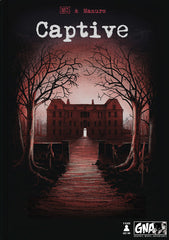Graphic Novel Adventures - Captive (Book)