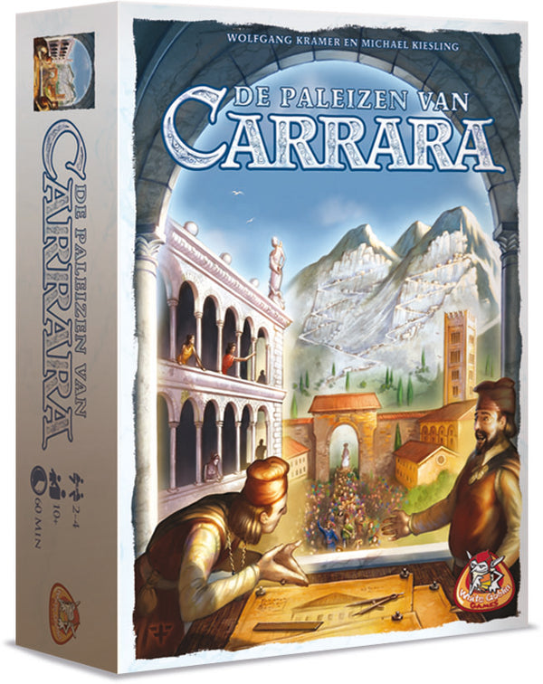 The Palaces of Carrara (Die Paläste von Carrara) (Dutch Import)